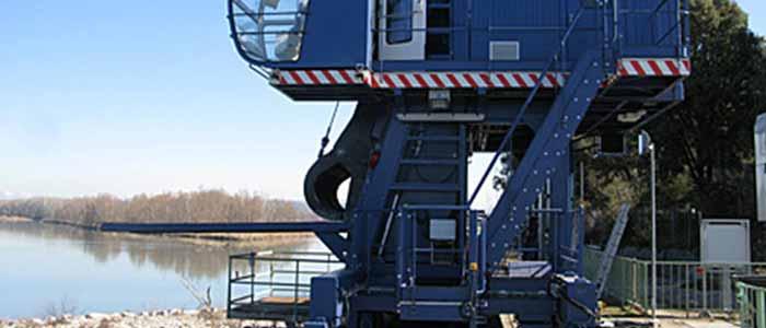 centrale hydraulique fluviale