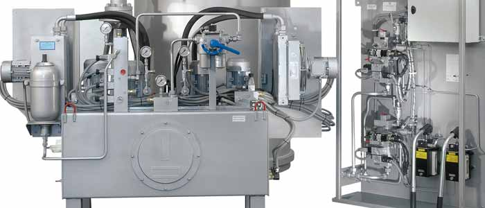 Fabricant de centrale hydraulique