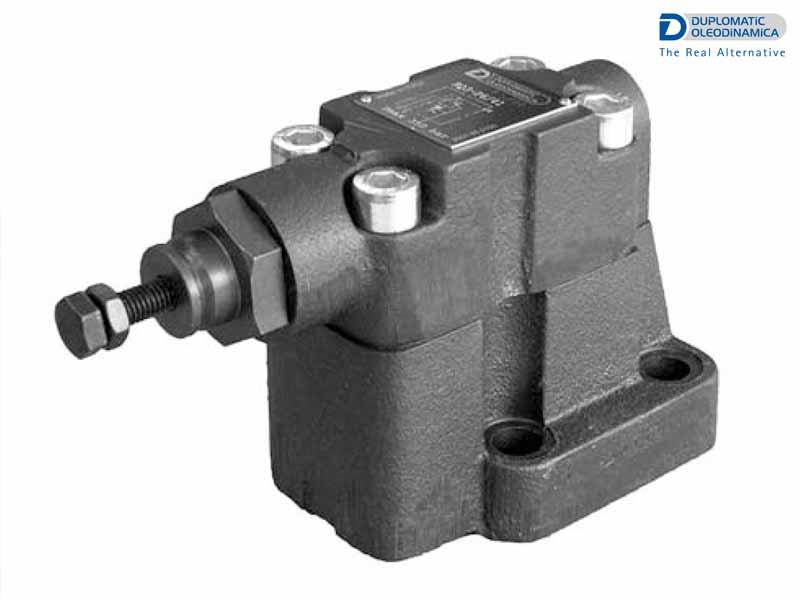 Composants hydrauliques duplomatic oleodynamica - Limiteur de pression ...