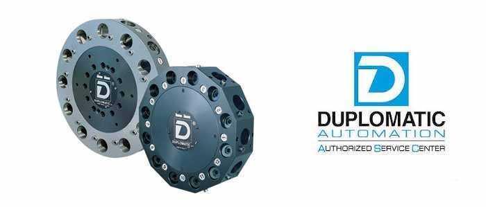 disque porte outil duplomatic automation