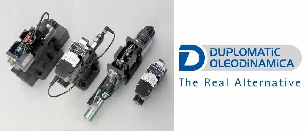 gamme de distributeur hydraulique duplomatic