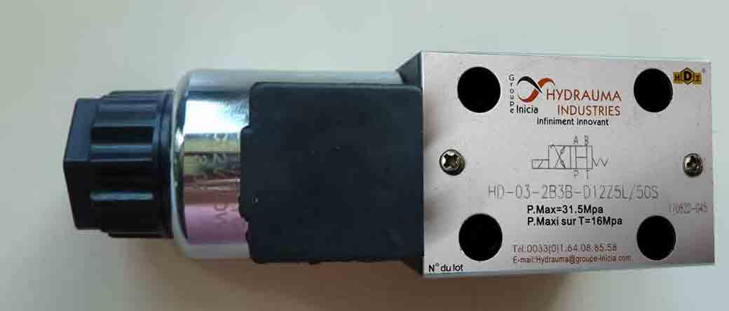 fabricant de selecteur hydraulique