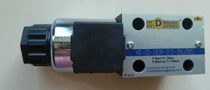 Fabrication de composant hydraulique