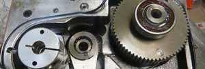 réparation composant hydraulique
