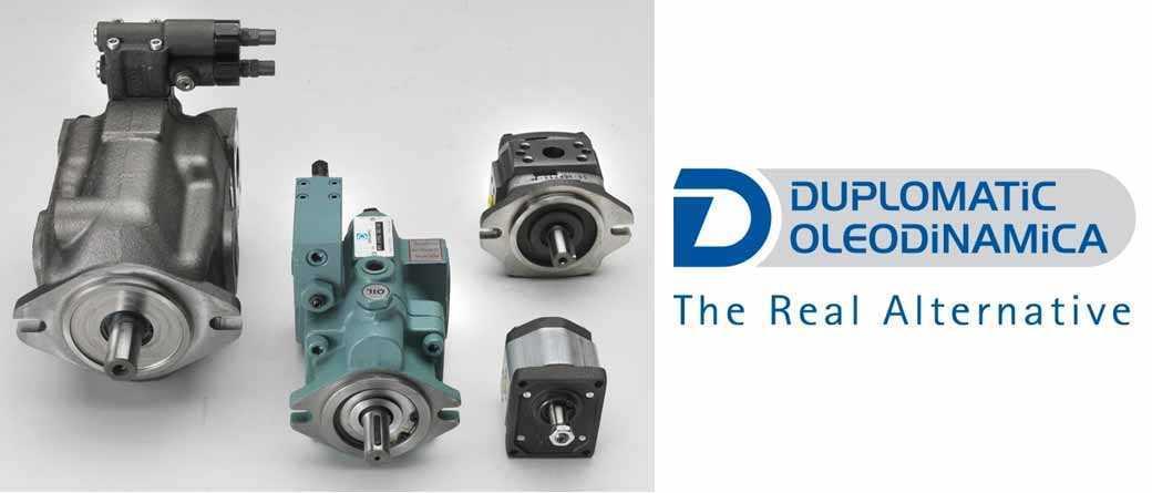 gamme pompes hydrauliques duplomatic oleodinamica