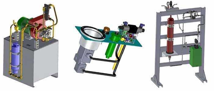 fabricant de centrale hydraulique fonction